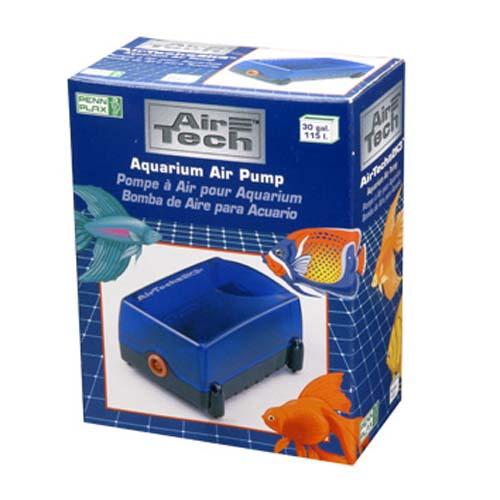 PENN PLAX AIR-TECH  Super  légpumpa 280l akvárium-ba