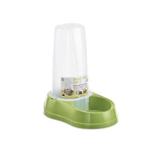 STEFANPLAST Trendy Colours Line BREAK adagoló vizre vagy tápra 0,65 l zöld