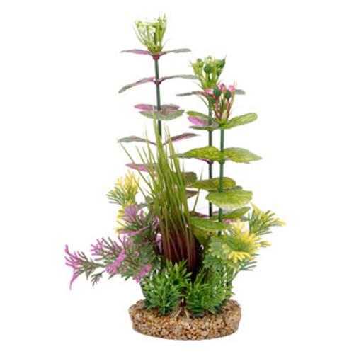 PENN PLAX Műnövény 27 cm Medium Aqua Jungle Pod-Style 1