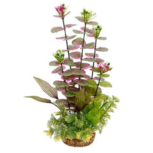PENN PLAX Műnövény 37 cm Extra Large Aqua Jungle Pod-Style 1