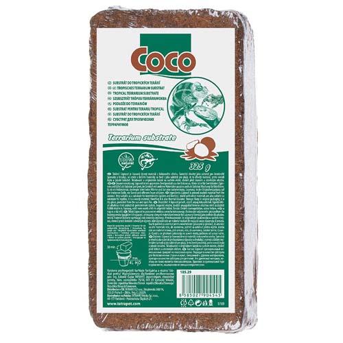 TP Terrarium bottom-coconut fibre TERRANO 325g terárijumba való talaj