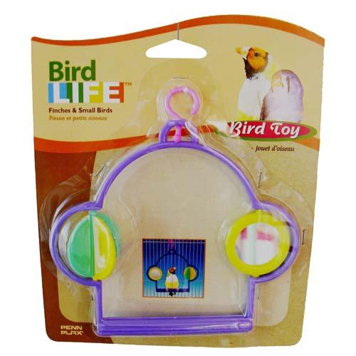 PENN PLAX BIRD LIFE Madárhinta tükörrel és labdával