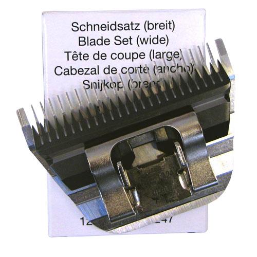 MOSER pótpenge 2,3mm széles 100043 MAX45-höz és a 100039 MAX 50