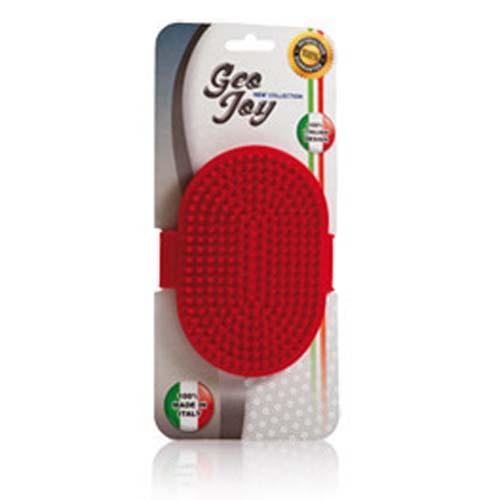 COBBYS PET Simogató kefe gumiból sűrű 27x13,5x1cm
