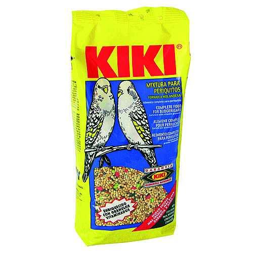 KIKI MIXTURA 1kg hullámos papagáj eleség