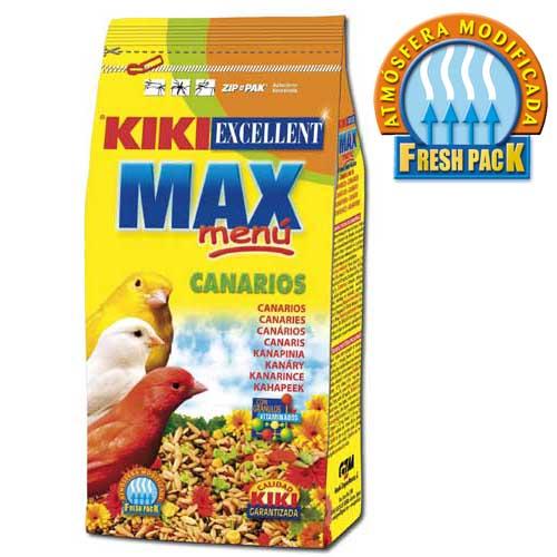 KIKI MAX Menü Canary  500g ZIP kanári eleség