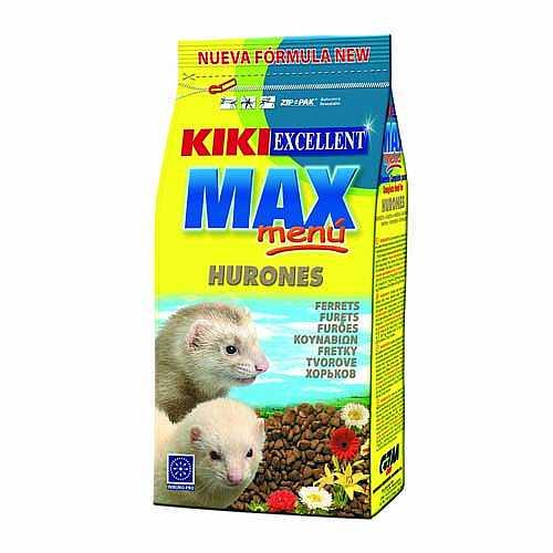 KIKI MAX Menü Ferret  800g vadászgörény táp