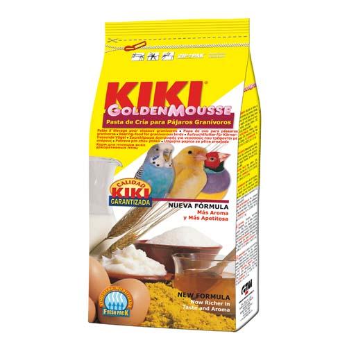 KIKI GoldenMousse 1kg tojástáp