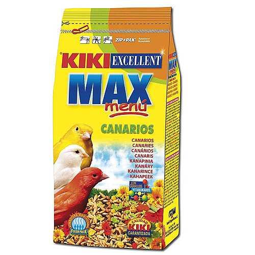 KIKI MAX Menu Canary 1kg kanári eleség
