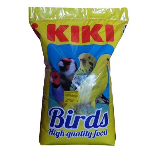 KIKI MIXTURE hullámospapagáj 25 kg teljesértékű papagáj táp