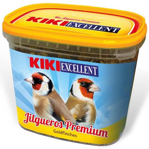 KIKI EXCELLENT MIX JILGUEROS PREMIUM 300g pinty eleség