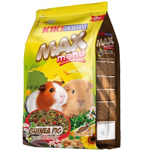 KIKI MAX Menu Guinea Pig 2kg tengerimalac táp