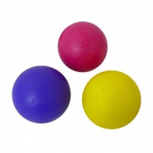 PAPILLON Rubber ball 7,5cm Labda kemény gumiból