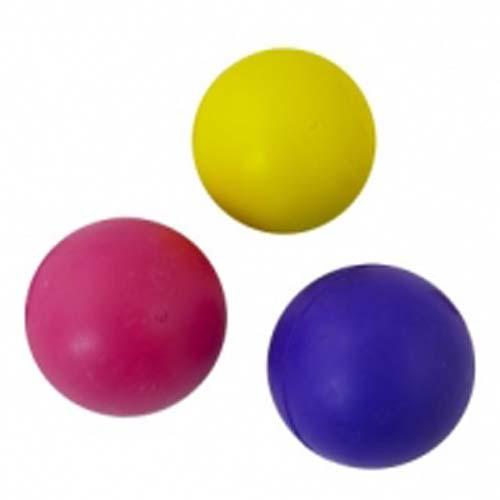 PAPILLON Rubber ball 8,5cm Labda kemény gumiból