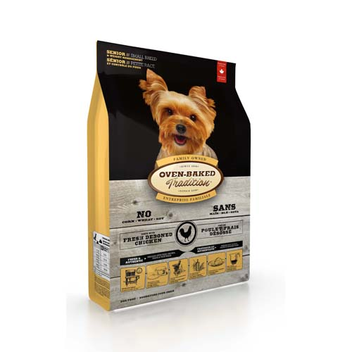 OBT Oven-Baked Tradition Senior Small Breed Chicken 2,27 kg