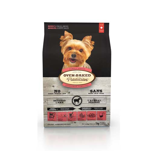 OBT Oven-Baked Tradition Adult Small Breed Lamb 1 kg