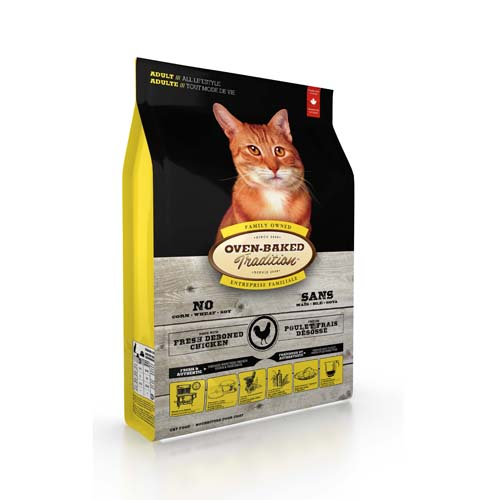 OBT Oven-Baked Tradition Cat Adult Chicken 1,13 kg