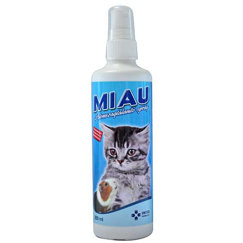 Miau  alomszagtalanító  spray 200 ml