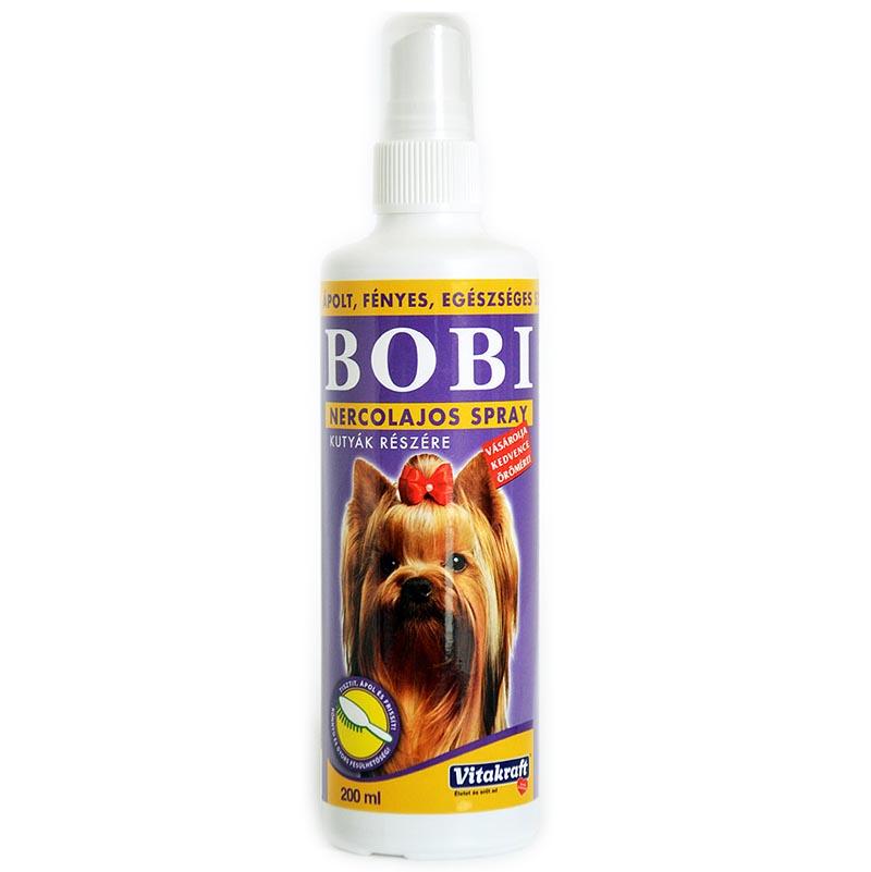 BOBI nercolajos permet kutyának 200ml