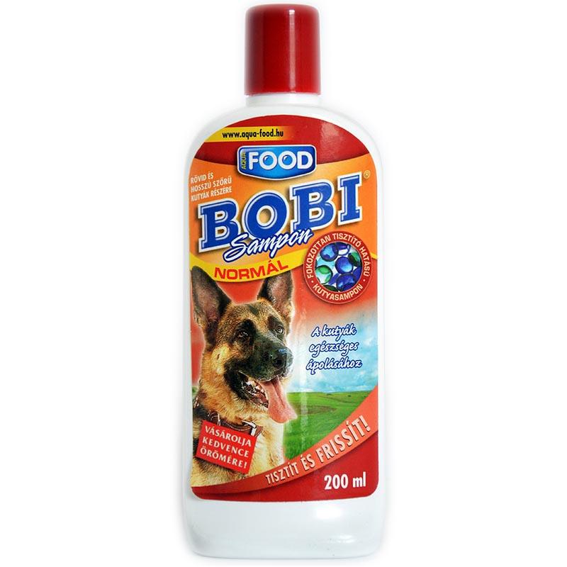 BOBI normál sampon kutyának 200ml