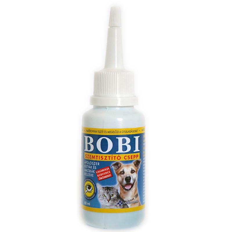 BOBI szemtisztító csepp 60ml