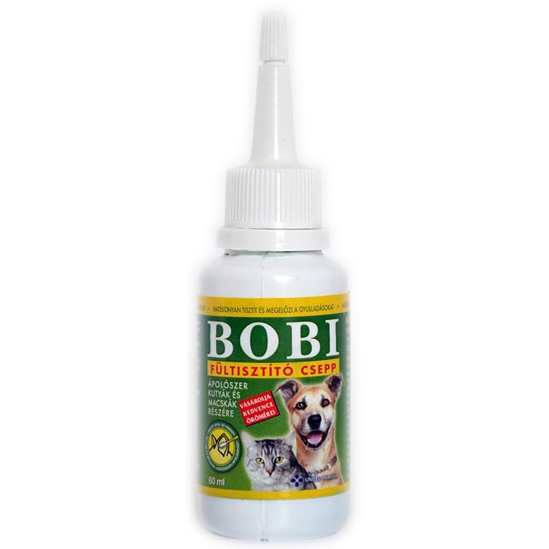 BOBI fültisztító csepp 60ml