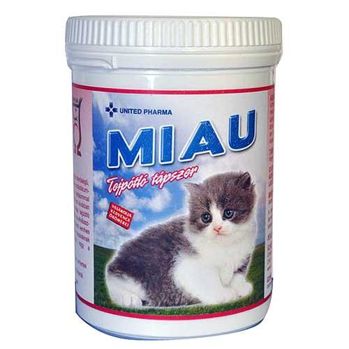 MIAU tejpótló tápszer macskának 200ml