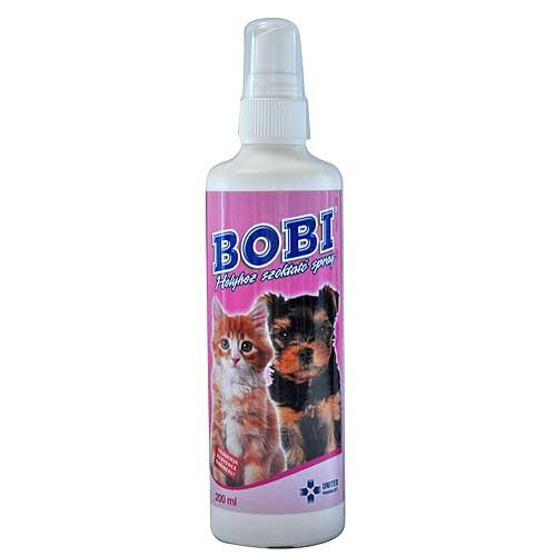 BOBI helyhez szoktató spray 200ml