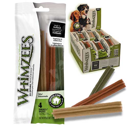 WHIMZEES Flow Wrap Stixs  S 11,9cm / 15g 4db/60g