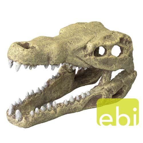 EBI AQUA DELLA CROCODILE HEAD -M- ca.19,5x9,5x10,5cm