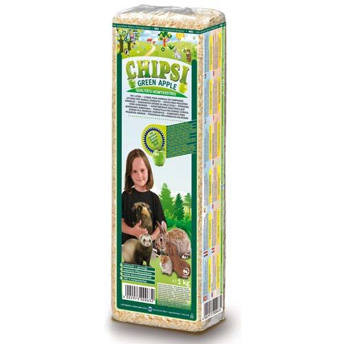 JRS Chipsi Green apple 15l/1kg