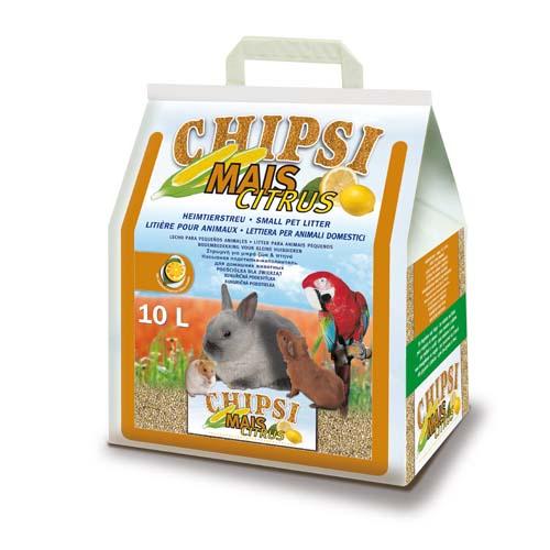 JRS Chipsi Mais citrus 10l/4,6kg