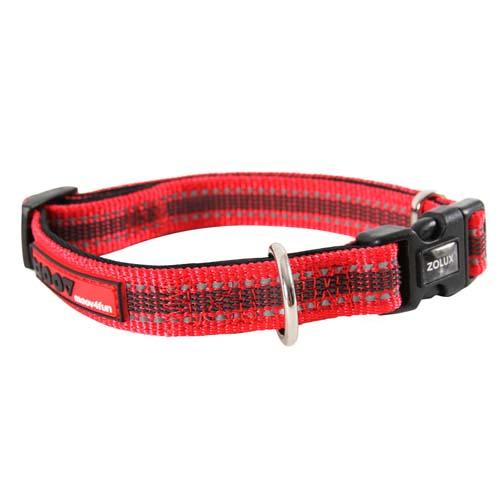 ZOLUX MOOV állítható nyakörv kutyáknak 3,5x3,5x18,5cm