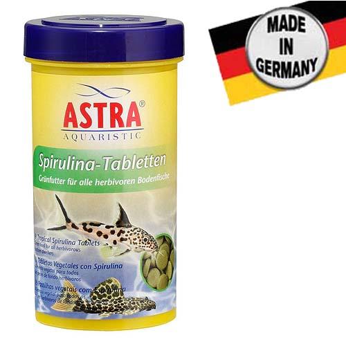 ASTRA SPIRULINA TABLETTEN 100 ml / 270 tbl. / 65 g tablettázot táp szpirulinával