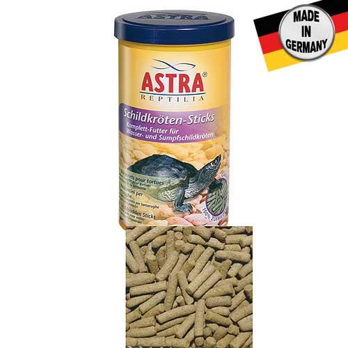 ASTRA SCHILDKRÖTEN STICKS  250 ml teljes értékű granulált teknőstáp