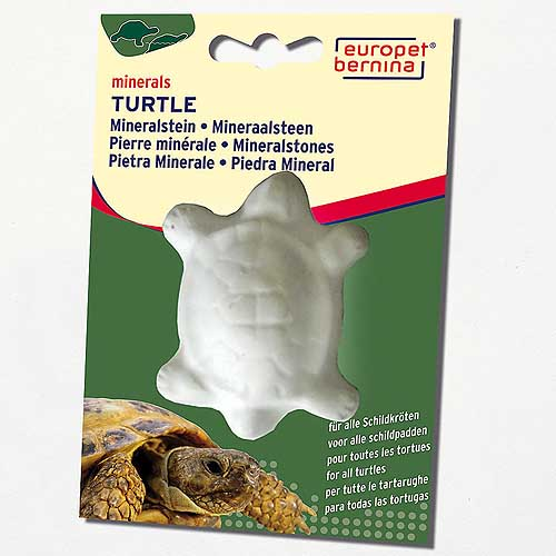 EBI Mineral Turtle 20g vízben oldódo ásványi anyagok teknősnek