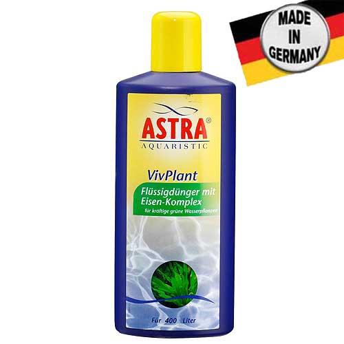 ASTRA VIVPLANT  100 ml / 400 l nitrát és foszfát mentes növénytáp oldat