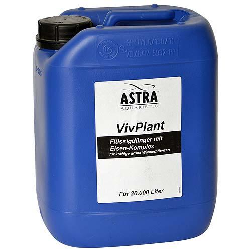 ASTRA VIVPLANT 5.000 ml / 20.000 l nitrát és foszfát mentes növénytáp oldat