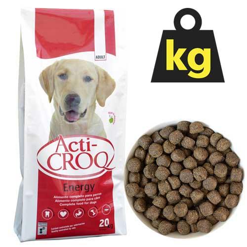 ACTI-CROQ ENERGY  30/16  20kg speciális táp aktív kutyáknak
