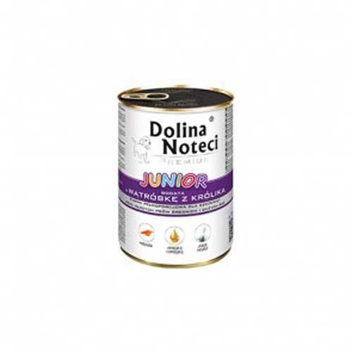 DOLINA NOTECI PREMIUM nyúlmáj 400g kölyök és növendékkutyák számára