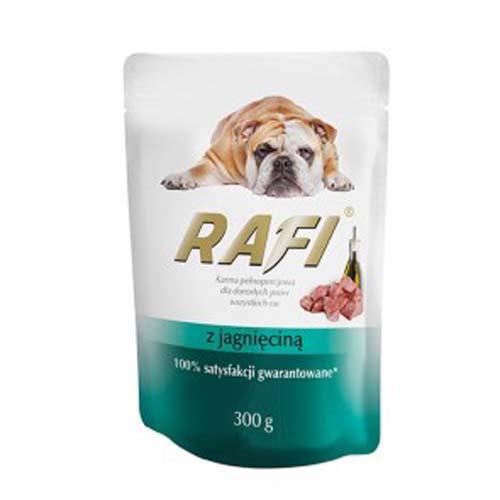 RAFI ADULT DOG Paté bárányhússal 300g