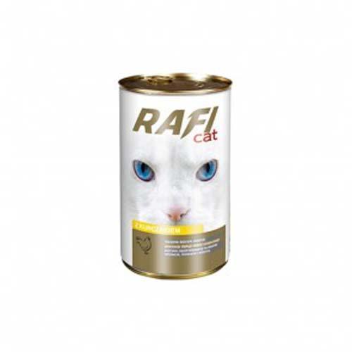 RAFI CAT ADULT 415g baromfihúsos falatkák mártásban