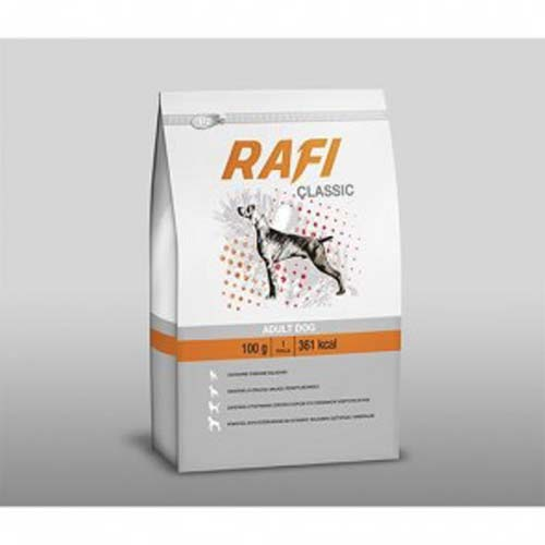 RAFI CLASSIC ADULT 400g száraz kutyatáp
