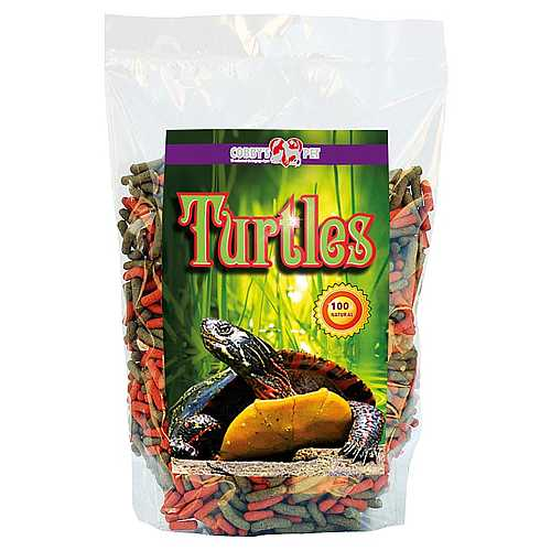 COBBYS PET TURTLE STICKS 400ml/100g