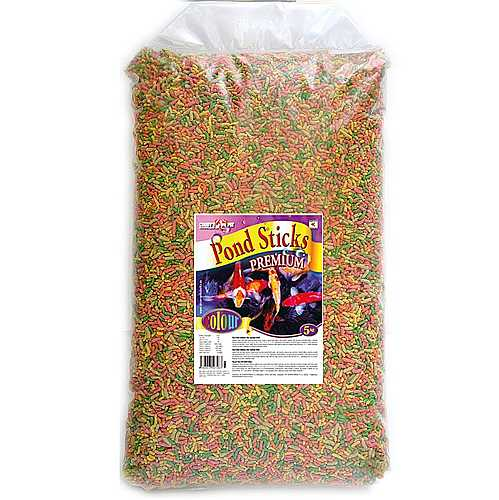COBBYS PET POND STICKS COLOUR 18l (1,6kg)