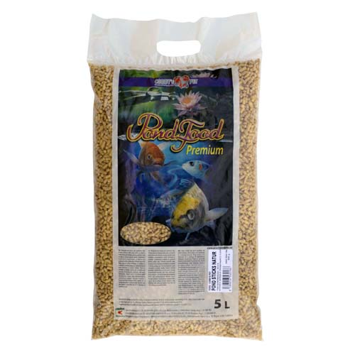 COBBYS PET POND STICKS NATUR  5l (0,48kg)taška