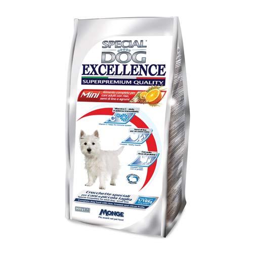 SPECIAL DOG EXCELLENCE MINI ADULT 800g 27/16 szuperprémium kutyatáp