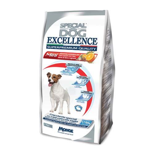 SPECIAL DOG EXCELLENCE MINI ADULT 3kg 27/16 szuperprémium kutyatáp