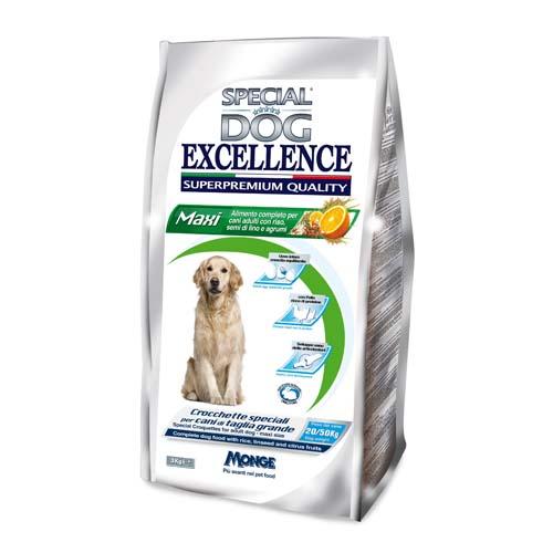 SPECIAL DOG EXCELLENCE MAXI ADULT 3kg 26/15 szuperprémium kutyatáp