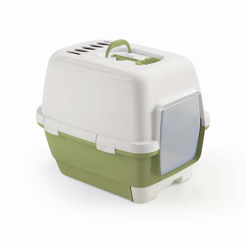 STEFANPLAST Cathy Clever & Smart pastel green 58x45x48cm
